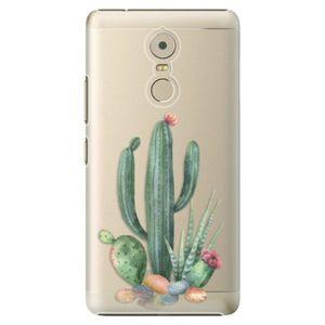 Plastové puzdro iSaprio - Cacti 02 - Lenovo K6 Note vyobraziť