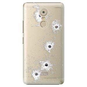 Plastové puzdro iSaprio - Gunshots - Lenovo K6 Note vyobraziť