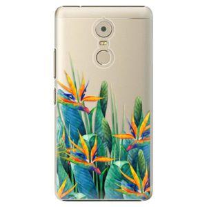 Plastové puzdro iSaprio - Exotic Flowers - Lenovo K6 Note vyobraziť