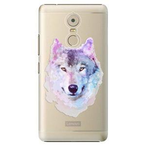 Plastové puzdro iSaprio - Wolf 01 - Lenovo K6 Note vyobraziť
