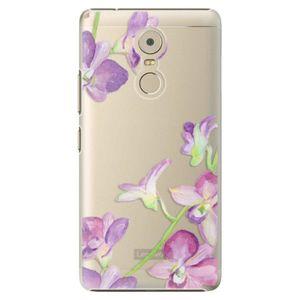 Plastové puzdro iSaprio - Purple Orchid - Lenovo K6 Note vyobraziť