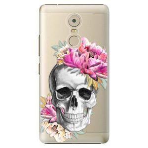 Plastové puzdro iSaprio - Pretty Skull - Lenovo K6 Note vyobraziť