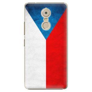 Plastové puzdro iSaprio - Czech Flag - Lenovo K6 Note vyobraziť