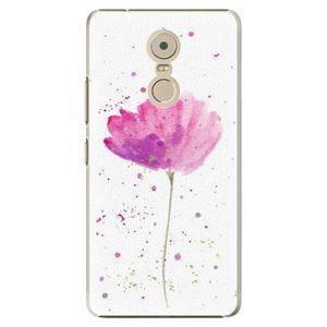 Plastové puzdro iSaprio - Poppies - Lenovo K6 Note vyobraziť