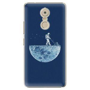 Plastové puzdro iSaprio - Moon 01 - Lenovo K6 Note vyobraziť