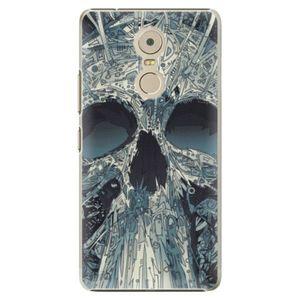Plastové puzdro iSaprio - Abstract Skull - Lenovo K6 Note vyobraziť