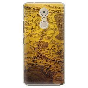 Plastové puzdro iSaprio - Old Map - Lenovo K6 Note vyobraziť