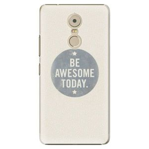 Plastové puzdro iSaprio - Awesome 02 - Lenovo K6 Note vyobraziť