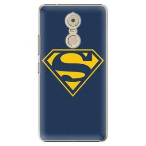 Plastové puzdro iSaprio - Superman 03 - Lenovo K6 Note vyobraziť