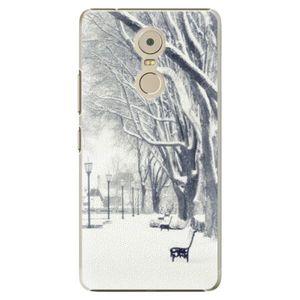 Plastové puzdro iSaprio - Snow Park - Lenovo K6 Note vyobraziť