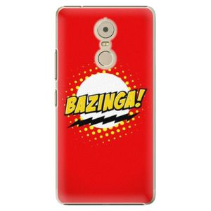 Plastové puzdro iSaprio - Bazinga 01 - Lenovo K6 Note vyobraziť