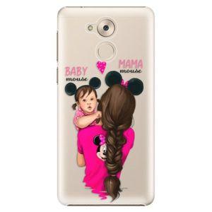Plastové puzdro iSaprio - Mama Mouse Brunette and Girl - Huawei Nova Smart vyobraziť