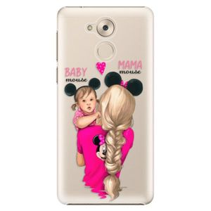 Plastové puzdro iSaprio - Mama Mouse Blond and Girl - Huawei Nova Smart vyobraziť