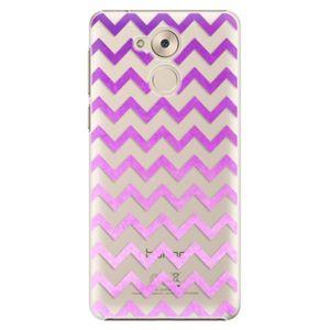 Plastové puzdro iSaprio - Zigzag - purple - Huawei Nova Smart vyobraziť