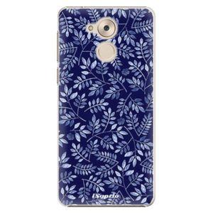 Plastové puzdro iSaprio - Blue Leaves 05 - Huawei Nova Smart vyobraziť