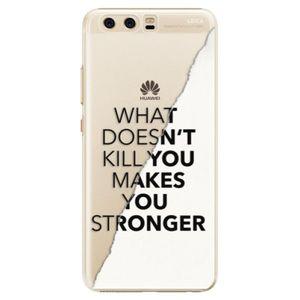 Plastové puzdro iSaprio - Makes You Stronger - Huawei P10 vyobraziť