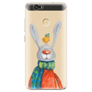 Plastové puzdro iSaprio - Rabbit And Bird - Huawei Nova vyobraziť