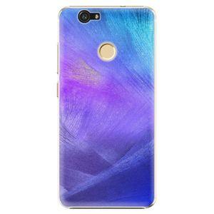 Plastové puzdro iSaprio - Purple Feathers - Huawei Nova vyobraziť