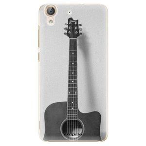Plastové puzdro iSaprio - Guitar 01 - Huawei Y6 II vyobraziť
