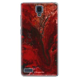Plastové puzdro iSaprio - RedMarble 17 - Xiaomi Redmi Note vyobraziť