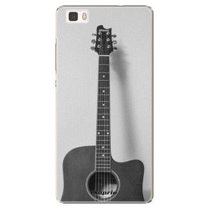 Plastové puzdro iSaprio - Guitar 01 - Huawei Ascend P8 Lite vyobraziť