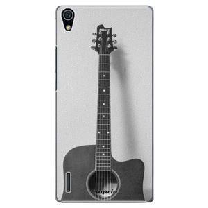Plastové puzdro iSaprio - Guitar 01 - Huawei Ascend P7 vyobraziť