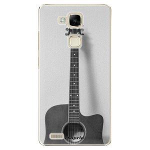 Plastové puzdro iSaprio - Guitar 01 - Huawei Ascend Mate7 vyobraziť