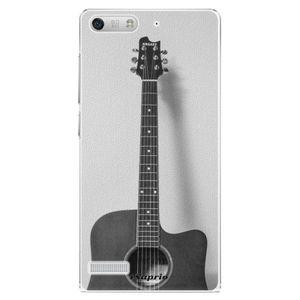 Plastové puzdro iSaprio - Guitar 01 - Huawei Ascend G6 vyobraziť