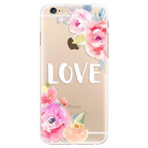Plastové puzdro iSaprio - Love - iPhone 6/6S vyobraziť
