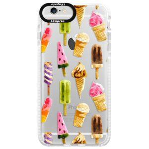Silikónové púzdro Bumper iSaprio - Ice Cream - iPhone 6/6S vyobraziť