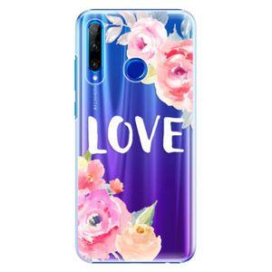 Huawei>Honor 20 Lite>Plastové puzdro vyobraziť