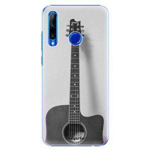 Plastové puzdro iSaprio - Guitar 01 - Huawei Honor 20 Lite vyobraziť