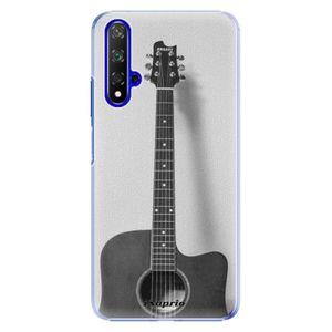 Plastové puzdro iSaprio - Guitar 01 - Huawei Honor 20 vyobraziť