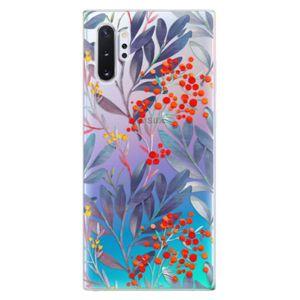 Odolné silikónové puzdro iSaprio - Rowanberry - Samsung Galaxy Note 10+ vyobraziť