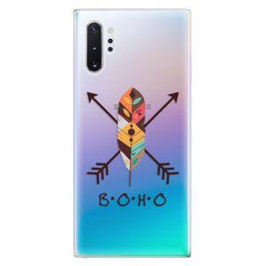 Odolné silikónové puzdro iSaprio - BOHO - Samsung Galaxy Note 10+ vyobraziť