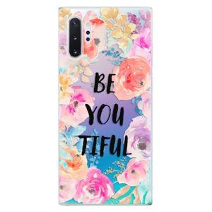 Odolné silikónové puzdro iSaprio - BeYouTiful - Samsung Galaxy Note 10+ vyobraziť