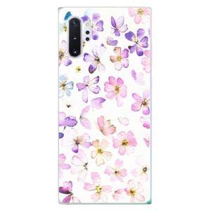 Odolné silikónové puzdro iSaprio - Wildflowers - Samsung Galaxy Note 10+ vyobraziť