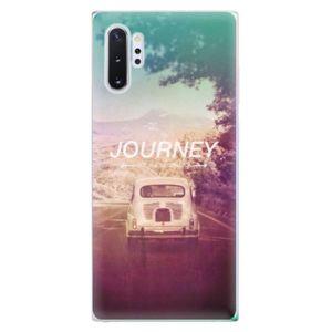 Odolné silikónové puzdro iSaprio - Journey - Samsung Galaxy Note 10+ vyobraziť