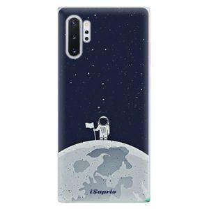 Odolné silikónové puzdro iSaprio - On The Moon 10 - Samsung Galaxy Note 10+ vyobraziť