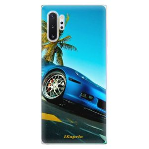 Odolné silikónové puzdro iSaprio - Car 10 - Samsung Galaxy Note 10+ vyobraziť