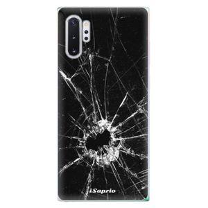 Odolné silikónové puzdro iSaprio - Broken Glass 10 - Samsung Galaxy Note 10+ vyobraziť