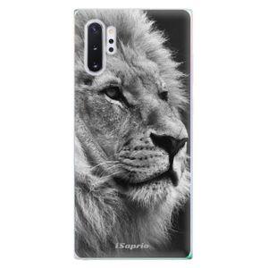Odolné silikónové puzdro iSaprio - Lion 10 - Samsung Galaxy Note 10+ vyobraziť