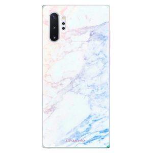 Odolné silikónové puzdro iSaprio - Raibow Marble 10 - Samsung Galaxy Note 10+ vyobraziť