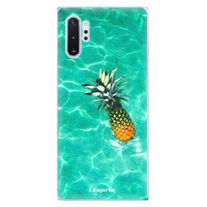 Odolné silikónové puzdro iSaprio - Pineapple 10 - Samsung Galaxy Note 10+ vyobraziť
