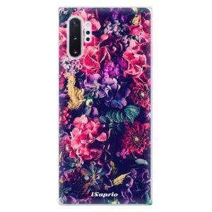 Odolné silikónové puzdro iSaprio - Flowers 10 - Samsung Galaxy Note 10+ vyobraziť