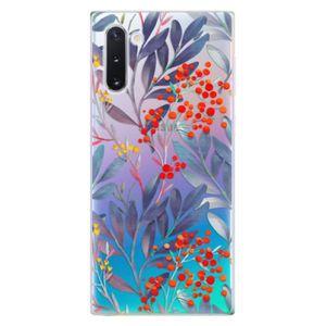 Odolné silikónové puzdro iSaprio - Rowanberry - Samsung Galaxy Note 10 vyobraziť