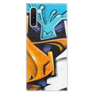 Odolné silikónové puzdro iSaprio - Graffiti - Samsung Galaxy Note 10 vyobraziť