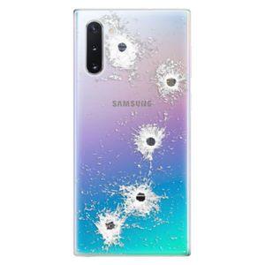 Odolné silikónové puzdro iSaprio - Gunshots - Samsung Galaxy Note 10 vyobraziť