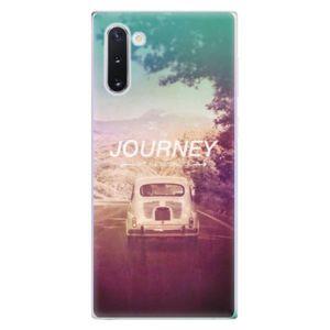Odolné silikónové puzdro iSaprio - Journey - Samsung Galaxy Note 10 vyobraziť