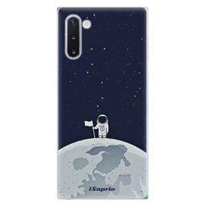 Odolné silikónové puzdro iSaprio - On The Moon 10 - Samsung Galaxy Note 10 vyobraziť